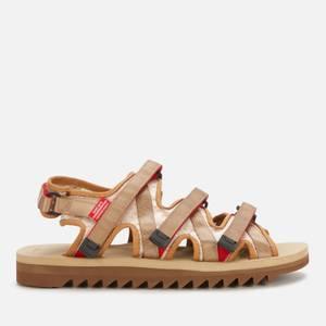 Suicoke Men's Zip-3AB Sandals - Beige
