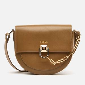 Furla Women's Miss Mimi' Mini Cross Body Bag - Fango