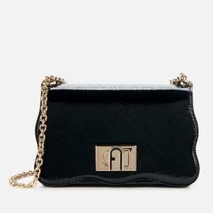 Furla Women's 1927 Mini Cross Body Bag 20 - Black/Gold