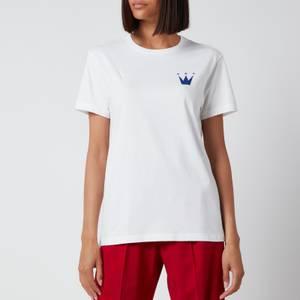 Bella Freud Women's King Of King T-Shirt - White