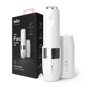 Face Mini Hair Remover with Smartlight