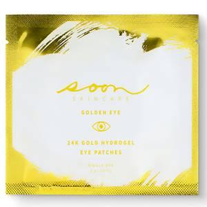 Soon Skincare Golden Eye 24k Gold Hydrogel Eye Patches