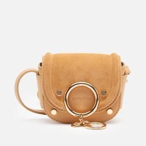 See by Chloé Women's Micro Hana Cross Body Bag - Seed Brown