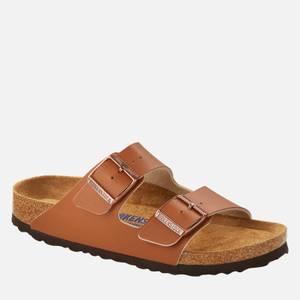 Birkenstock Men's Arizona Double Strap Sandals - Ginger Brown