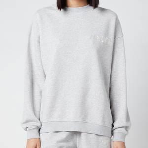 H2OFagerholt Women's Cream Doctor 1 O'Neck Sweatshirt - Grey Melange