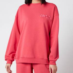 H2OFagerholt Women's Cream Doctor 1 O'Neck Sweatshirt - Raspberry