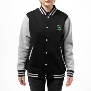 Riverdale South Side Serpent Varsity Jacket - Black/Grey