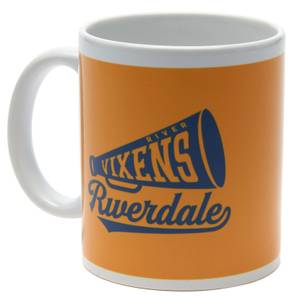 Riverdale Bulldog & Vixen Mug