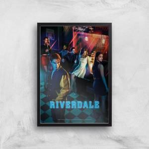 Riverdale Giclee Art Print