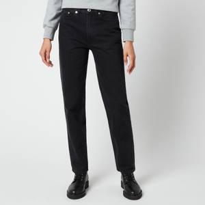A.P.C. Women's Martin Jeans - Black