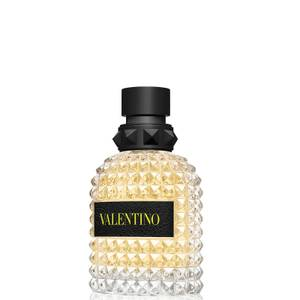 Valentino Uomo Born in Roma Yellow Dream Eau de Toilette (Various Sizes)