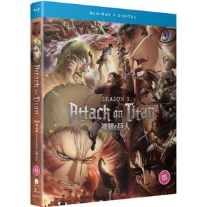 Attack on Titan - Complete Season 3