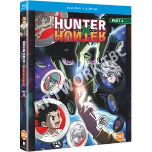 Hunter X Hunter Set 4 (Episodes 89-118)