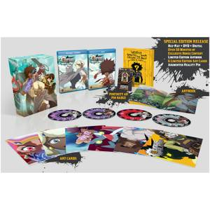 Cannon Busters - The Complete Series - Limited Edition