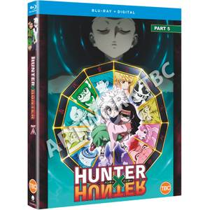 Hunter X Hunter Set 5 (Episodes 119-148)