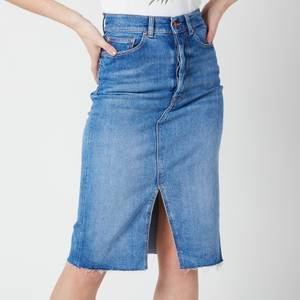 Guess Women's Gloria Skirt - Blue