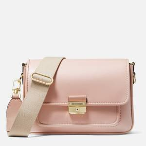 MICHAEL Michael Kors Women's Bradshaw Medium Messenger Bag - Soft Pink