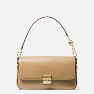 MICHAEL Michael Kors Women's Bradshaw Small Shoulder Bag - LT Cream