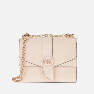 MICHAEL Michael Kors Women's Greenwich Tonal Small Cross Body Bag - Soft Pink