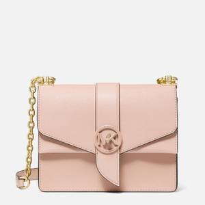 MICHAEL Michael Kors Women's Greenwich Tonal Small Cross Body Bag - Soft Pink