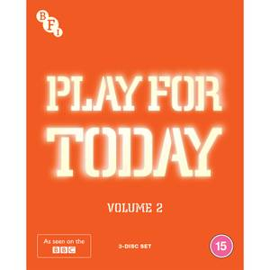 Play For Today Volume Two (Blu-ray Box Set) (3-disc)