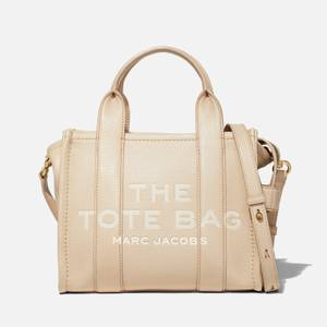 Marc Jacobs Women's Mini Traveler Leather Tote Bag - Twine