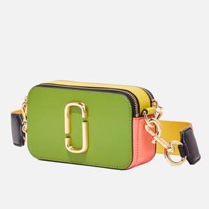 Marc Jacobs Women's Snapshot Cross Body Bag - Peridot Multi