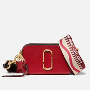Marc Jacobs Women's Snapshot Cross Body Bag - New Red Multi