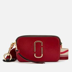 Marc Jacobs Women's Snapshot Cross Body Bag - New Red Multi
