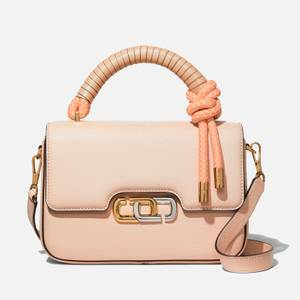 Marc Jacobs Women's The J Link Shoulder Bag - Apricot Beige