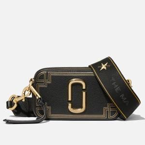 Marc Jacobs Women's Snapshot Cross Body Bag - Black Multi