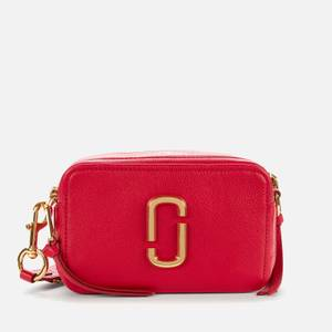 Marc Jacobs Women's The Softshot 17 - Persian Red