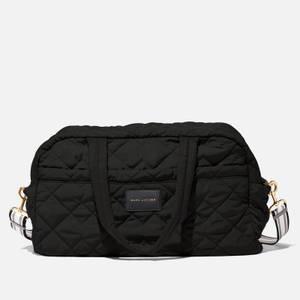 Marc Jacobs Women's Essentials Large Weekender Bag - Black