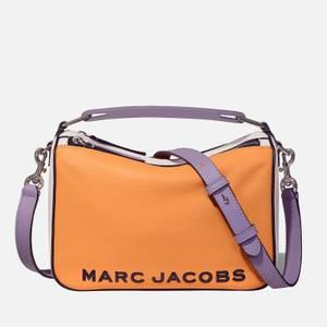 Marc Jacobs Women's The Soft Box 23 - Orange Chiffon Multi