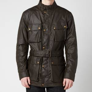 Belstaff Men's Trialmaster Jacket - Faded Olive
