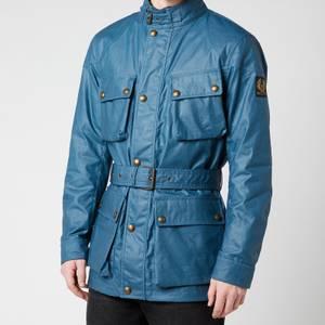 Belstaff Men's Trialmaster Jacket - Airforce Blue
