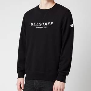 Belstaff Men's 1924 Sweatshirt - Black/White