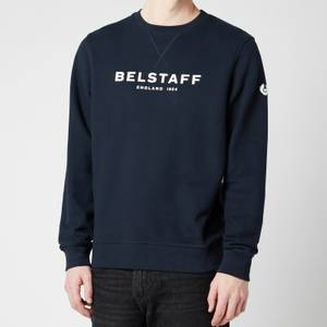 Belstaff Men's 1924 Sweatshirt - Dark Ink/Off White