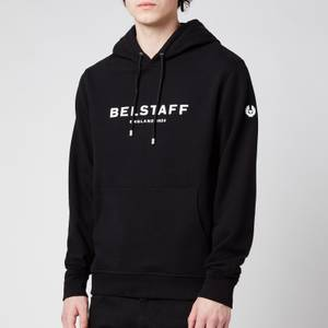 Belstaff Men's 1924 Pullover Hoodie - Black/White