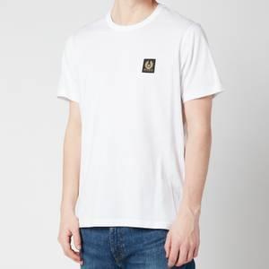 Belstaff Men's Patch Logo T-Shirt - White