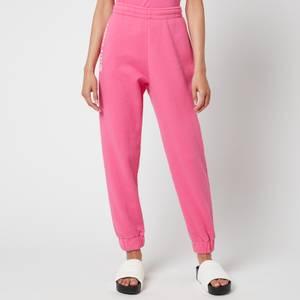 ROTATE Birger Christensen Women's Mimi Sweatpants - Carmine Rose