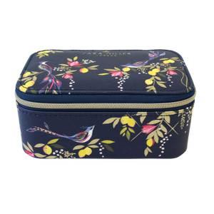 Sara Miller Floral Jewellery Case