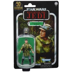 Figurine de Collection Princesse Leia (Endor) - Hasbro Star Wars The Vintage Collection