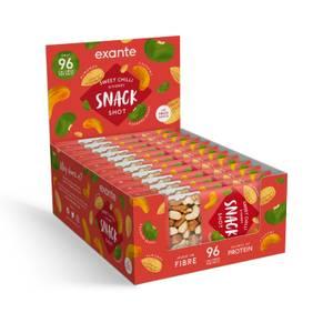 Sweet Chilli & Honey Snack Shot- Box of 12