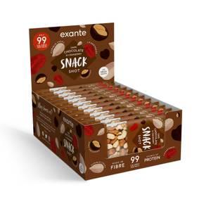 Dark Chocolate & Cranberry Snack Shot- Box of 12