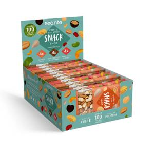 Fruits, Nuts & Seeds Snack Shot- Variety Box of 12