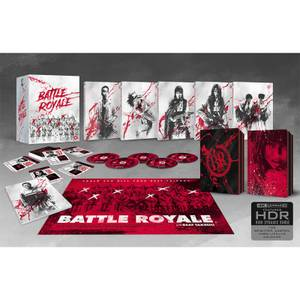 Battle Royale - Limited Edition 4K Ultra HD