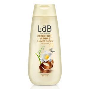 LdB Creme Rich Jasmine Shower Cream