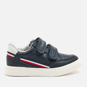 Tommy Hilfiger Toddlers' Low Cut Velcro Sneakers - Blue