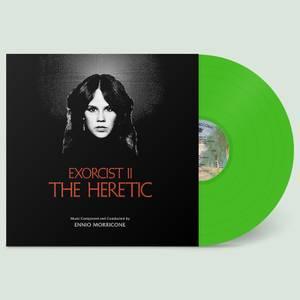 Ennio Morricone - Exorcist II: The Heretic LP (Green)